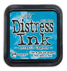 Ranger Tim Holtz® Distress Ink Pad - Mermaid Lagoon